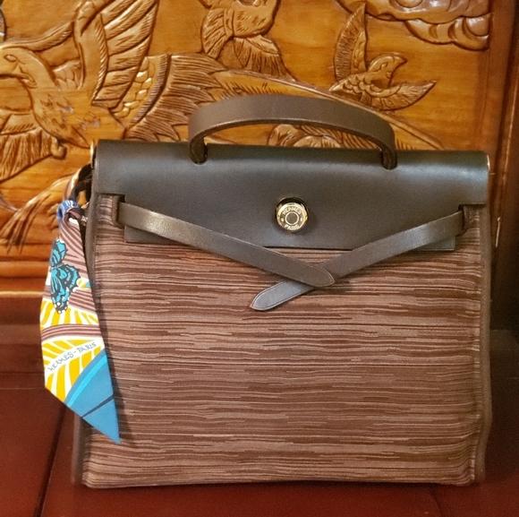 Hermes Vibrato bag herbag